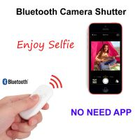 Bluetooth Remote Camera Shutter for Apple iPhone 4S/5/5S/5C