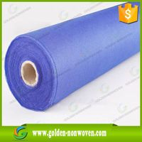 Tear-Resistant polypropylene non-woven interling fabric roll & 150gsm industrial fabric roll cheap