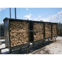 Dry Distillation Wood Charcoal Carbonization Furnace
