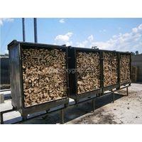 Dry Distillation Wood Charcoal Carbonization Furnace