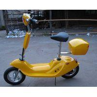 Mini electric scooter (E-SK01,yellow) thumbnail image