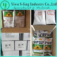 Agrochemical Pesticide Carbaryl Insecticide 99%TC 98%TC 85%WP 50%WP 25%WP China Supplier thumbnail image