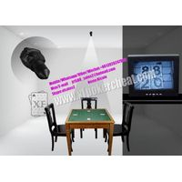 Black Mini Hidden Spy Infrared Laser Camera Cheating Devices For Casino thumbnail image