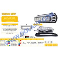 ECE R65 LED Warning Lamp LED Strobe Light