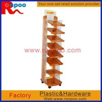 Wooden Wine Racks,Fruit and Vegetable Display Rack,Kitchen Storage Wire Rack,Custom Retail Display,R