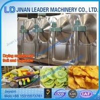 Automatic fruit and vegetable drying machine shandong