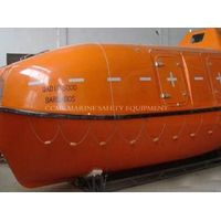 free fall totally enclosed life boat /lifeboat