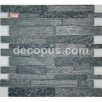offset in newtral mosaic tile for kitchen decoration