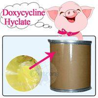 Doxycycline Hyclate CAS NO:24390-14-5