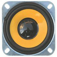 LS66W-2 factory direct speaker/ multimedia speaker/horn 5w 8ohm speaker/ foam edge speaker