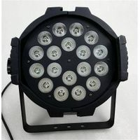 18*3W RGB Tri-color 3 in 1 LED Par Light