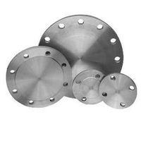 Carbon steel round slip blind flange manufacture