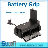 Replacement Digital Camera Battery Grip For NIK D3100 thumbnail image
