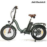 48V 350W Big Foot Beach Electric Bicycle