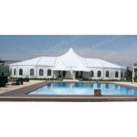 1000 People Large Outdoor High Peak Wedding Tents for Weddings