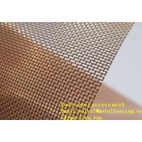 Red copper screen mesh