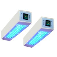 Upper Phototherapy Unit for infant radiant warmer