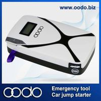 2014 new arrival multi-function car jump starter CP02 8000mAh power bank