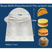 Burger · muffin · Parker sandwich bag