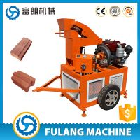 FL1-20 ICEB Compressed Earth Brick Machine