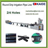 Round Drip Irrigation Pipe Machine (Whatsapp:86-13705369780) thumbnail image