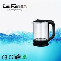 stainless steel electric kettle for wholesaes with Boling Protecion