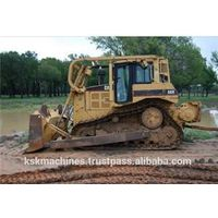 Used CAT Crawler Bulldozer D6R