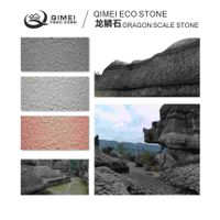 CHINA Jiangsu baidai light weight and safety stone/artificial natural stone pattern/texture