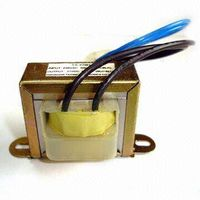 Power Transformer with Channel and Low Ripple Noise
