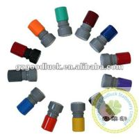 Small and round various CB flash mounts
