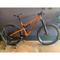 2018 Santa Cruz Tallboy 3 C S 27.5+ Alloy Wheels Large Gloss Rust