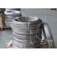 ASTM A312 TP304L Small Diameter Seamless Stainless Steel Tube Coil Tubing in Coils thumbnail image