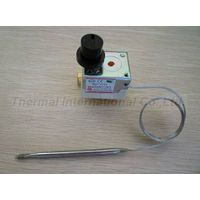 16A 250V 10A 400V Electric Oven Capillary Thermostat