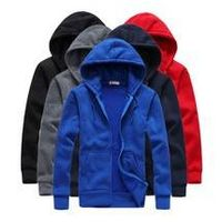 Hot sale Mens Hoodies and Sweatshirts autumn winter lovers casual with a hood sport jacket thumbnail image