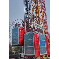 Quality guaranteed Small Construction Building Elevator SC200/200 2ton and 4ton capacity