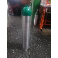 High Pressure 4L 6L 8L Medical Aluminum Oxygen Cylinder thumbnail image