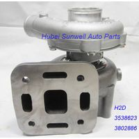 Holset H2D turbocharger 3538623 Cummins 6CTA marine engine turbo 3802886 thumbnail image