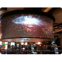 Curved LED Screen - P7.62