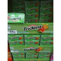 Different Flavoured Trident Chewing Gum