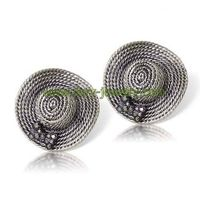 Fashion Hat  Earring