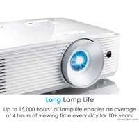Optoma HD28HDR 1080p Home Theater Projector 4K for Gaming and Movies thumbnail image