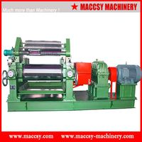 Open type Rubber Refining Machine RM100 from MACCSY MACHINERY
