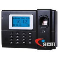 Biometric Fingerprint Twin-Engine Off-Line Time and Attendance System (ACM9400)