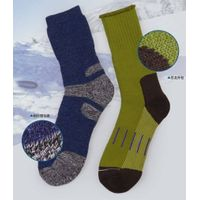 high terry socks