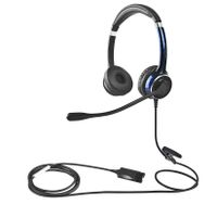 China Beien FC22 QD wired telephone headset for call center