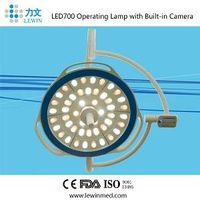 FDA/CE/ISO approved Single head surgical operating LED light as hospital Instruments LED700 thumbnail image