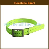 newest style waterproof TPU dog collar for pet dog