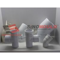 PVC Tee Injection Mould