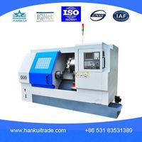 HIgh quality low price slant bed CNC lathe thumbnail image