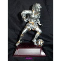 resin sport football trophy,polyresin sport trophy,resin figurines,resin gift thumbnail image